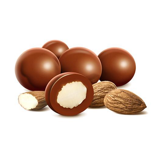 Almendras Chocolate con Leche