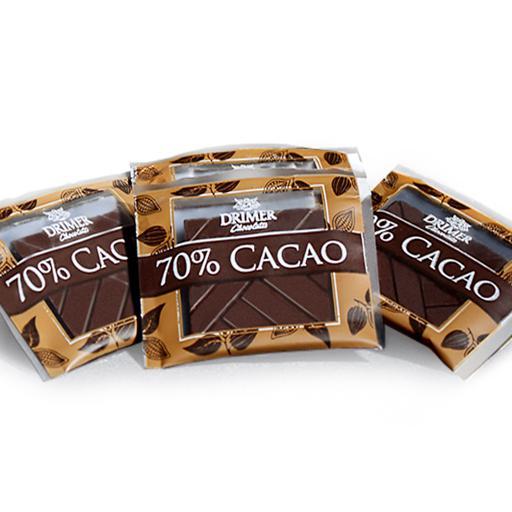Bolsa 70% CACAO
