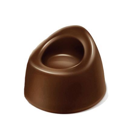 Bombón chocolate de leche