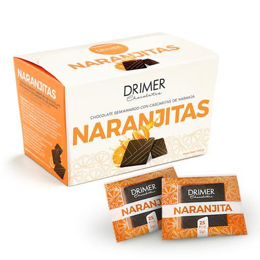 Caja Naranjitas (100 gr.)