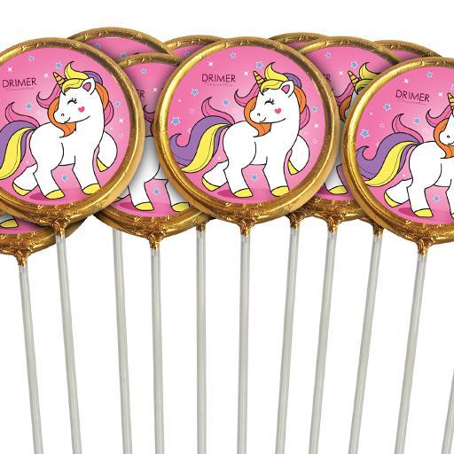 Chupetín Unicornio