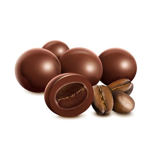 Grano de Café Chocolate Semiamargo