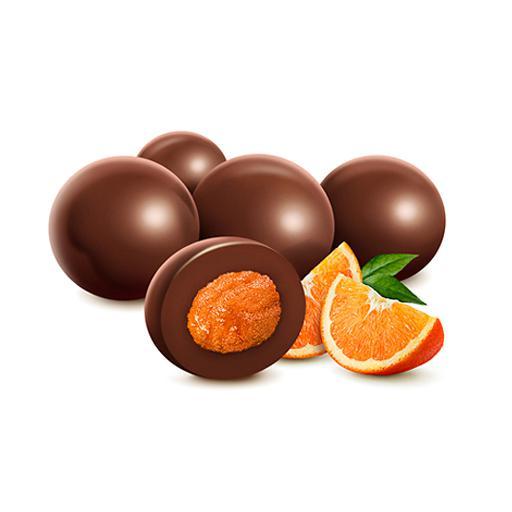 Naranjas Chocolate semiamargo